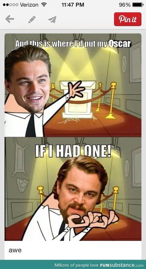 One day Leo, one day