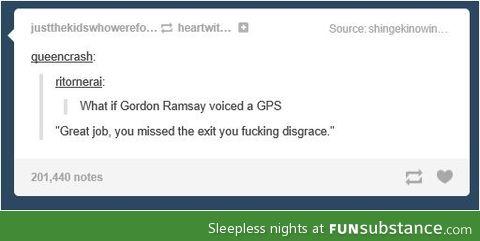 Gordan GPS