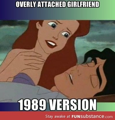 The First Overly Attached Girlfriend