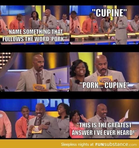 Steve Harvey was made to host this show
