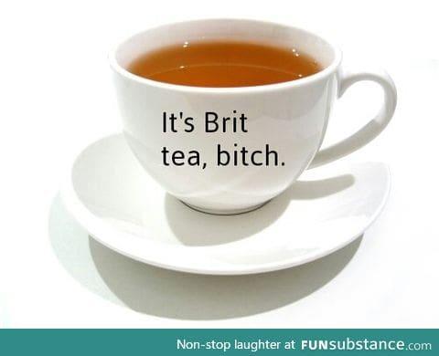 """It's Britney, b*tch."""