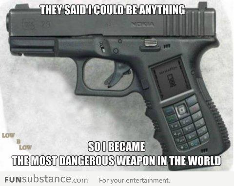 Nokia Gun?