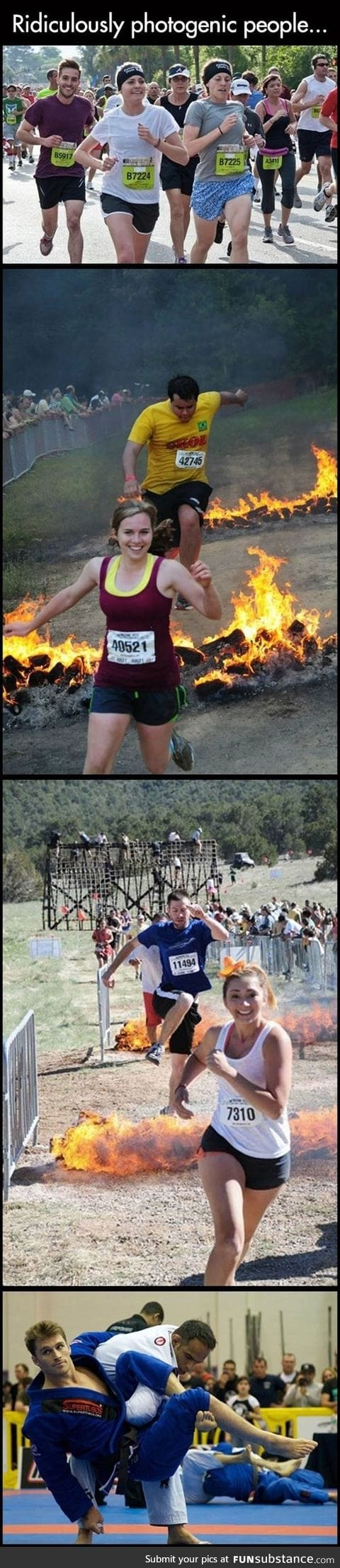 Ridiculously photogenic people