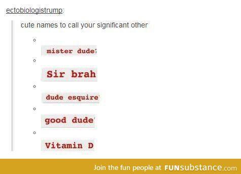 Cute nicknames for sister
