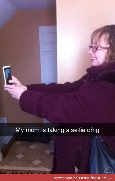 On the subject of selfies