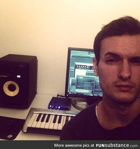 Making music!