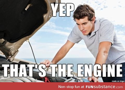 When people ask me to help with their car