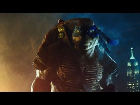 New Teenage Mutant Ninja Turtles by Michael Bay (Trailer)