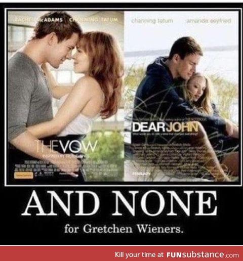You go Channing Tatum!