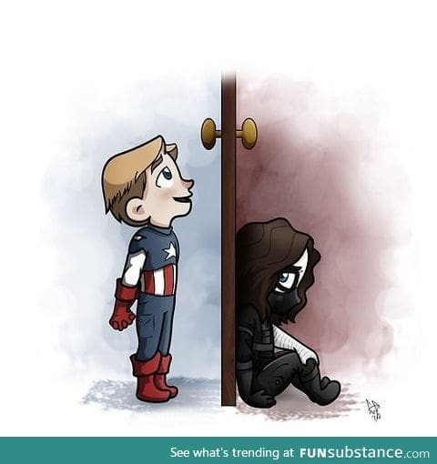 Do you wanna join the Avengers?