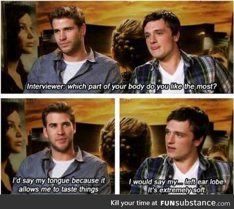 Oh, Josh <3