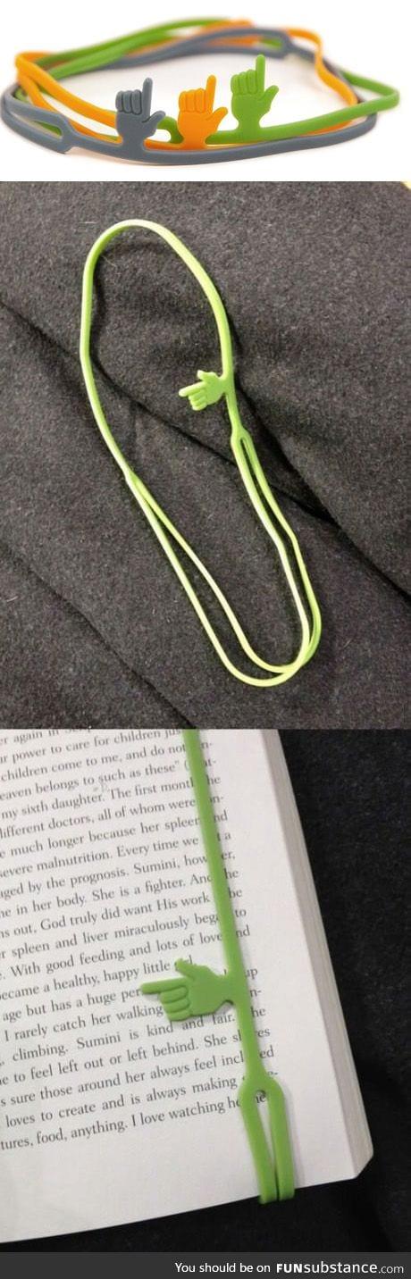 FINGERPRINT Bookmarks
