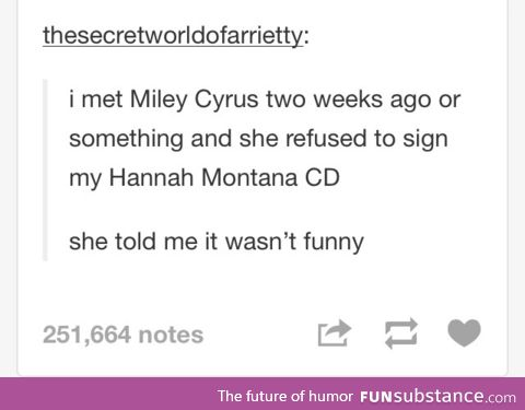 I would have signed it