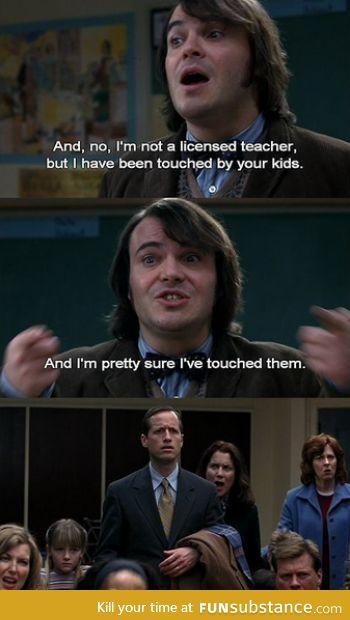 School of c*ck