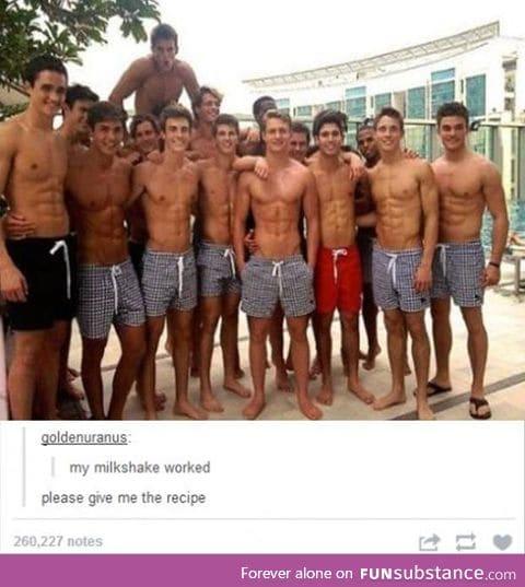 Any good recipies? haha