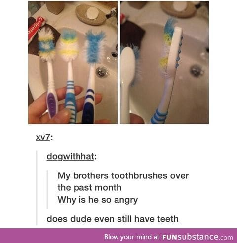 Advanced brushing