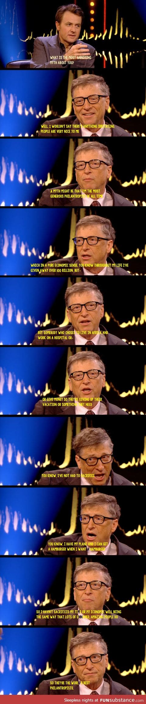 Bill gates' most annoying myth