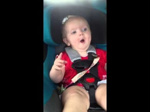 "This Baby Cries Until Katy Perry's Song ""Dark Horse"" Comes On"