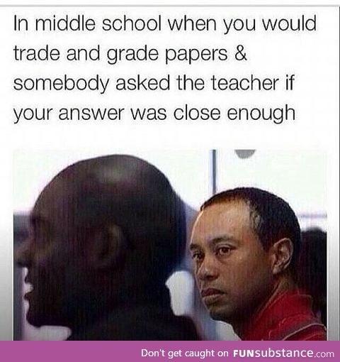 we still do this high school