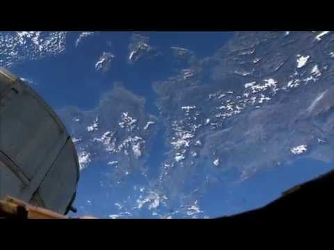 What it's like to see cities from the ISS like an astronaut