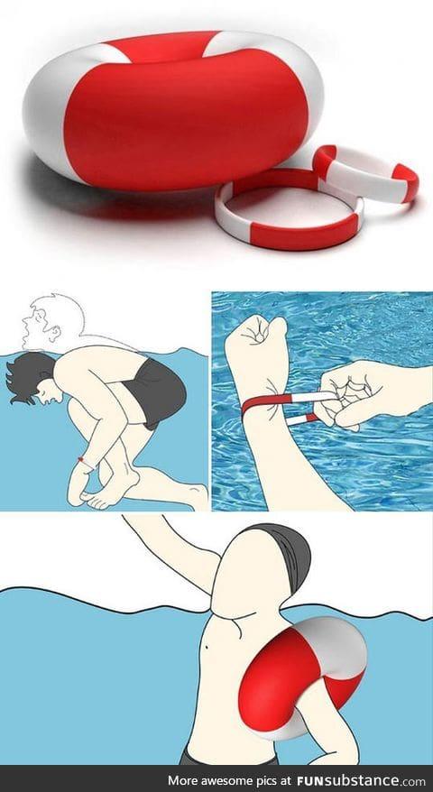 The future of lifesavers