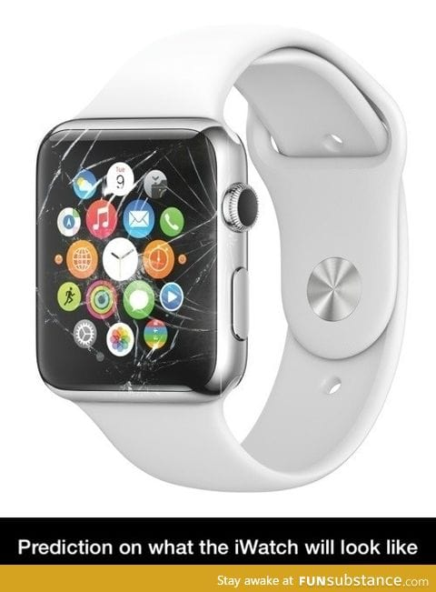 iWatch prediction