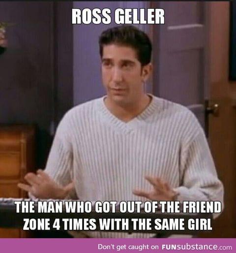 Ross geller everyone