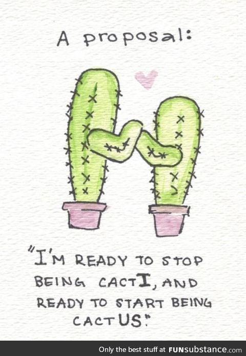 Cactus proposal