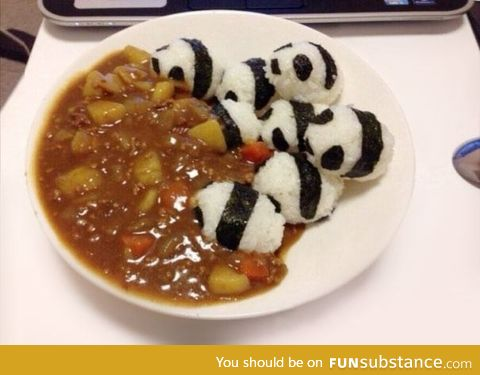 Japanese food art too cute to nom