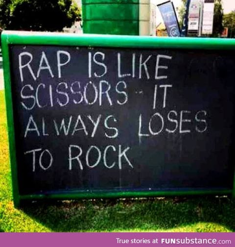 The truth about rap music