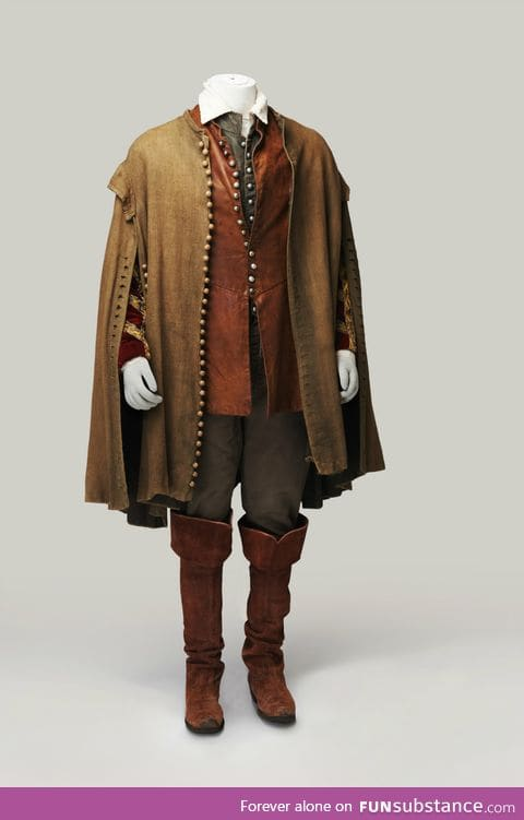 Men's Fashion from 1660
