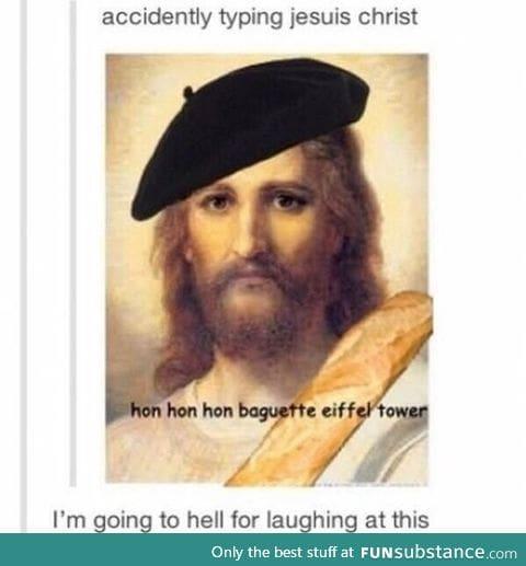 French Jesus