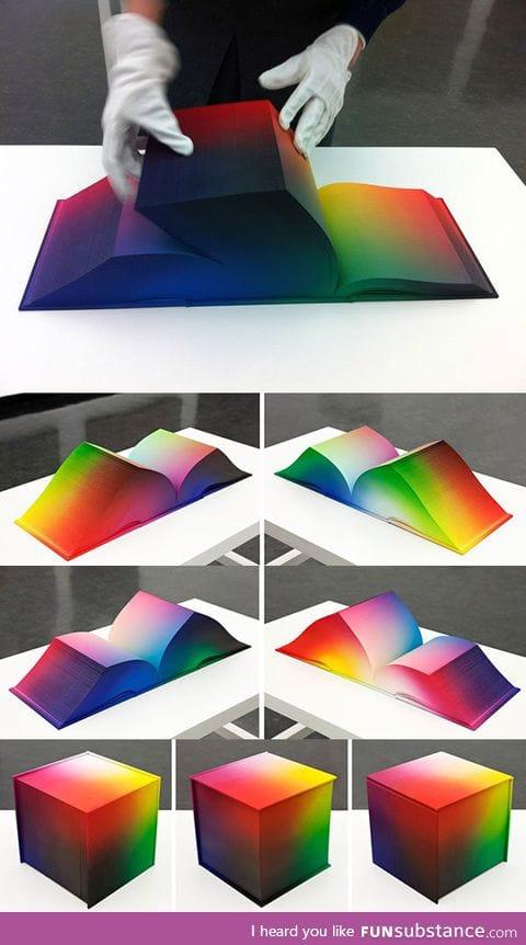 Rgb colourspace atlas