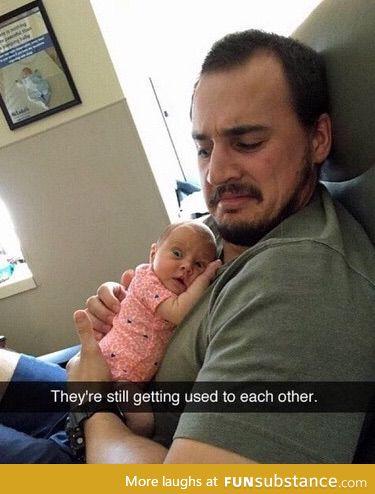 Babies are weird