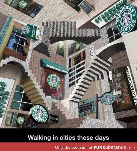 Cities these days