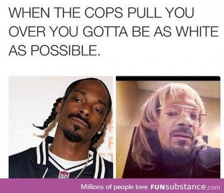 Gotta be white