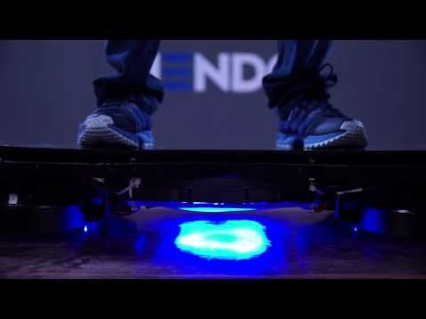 The World's First Hoverboard