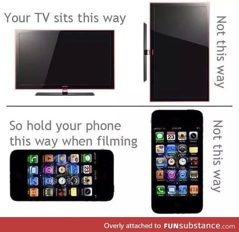 How to film on a phone