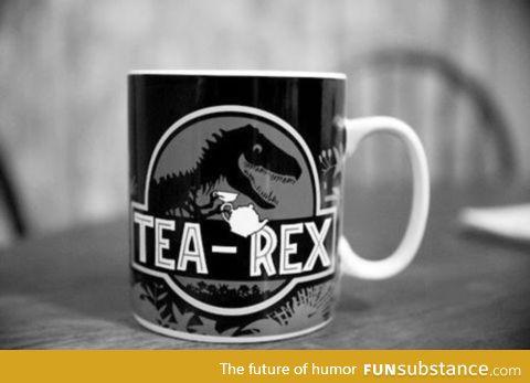 Awesome tea mug
