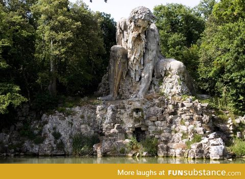 The appennine colossus