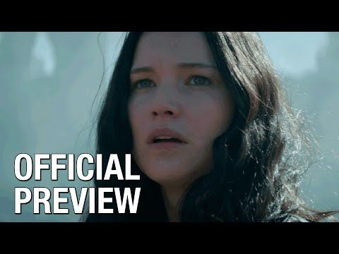 New preview of Hunger Games: Mockingjay Part 1