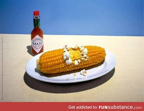 The perfect Tabasco ad