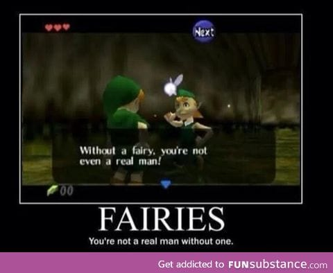 Faries...