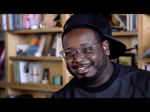 T-Pain singing without any autotune, his voice is actually very impressive