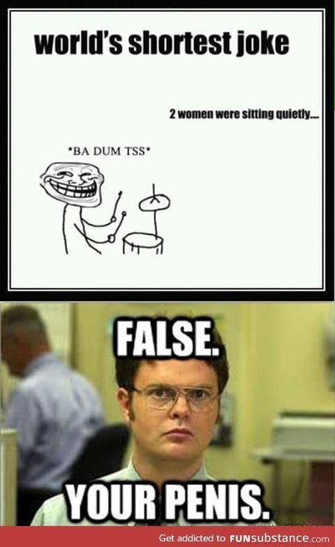 Haha lol.