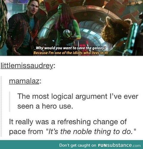 Most Logical Argument