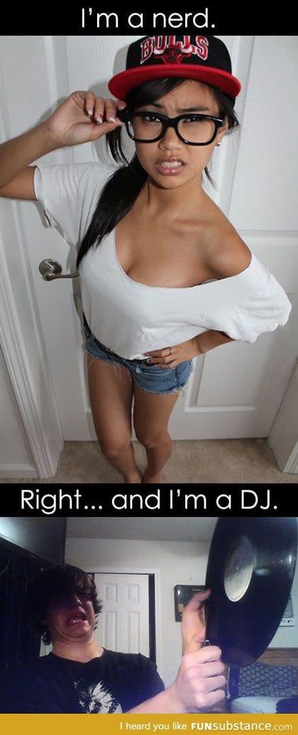 Nerd vs DJ