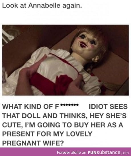 Every scary movie with a doll