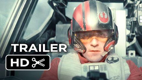 Star Wars VII - The Force Awakens Official Teaser Trailer
