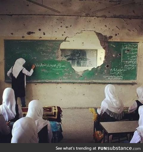 Revolution and education
